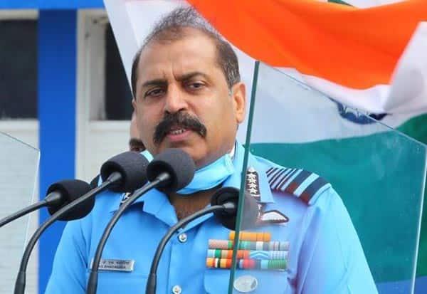 IAF_Chief, Ladakh, Standoff, IndianForces, Prepared, AnyEventuality, விமானப்படை தளபதி, பதாரியா, லடாக், எல்லை, பிரச்னை