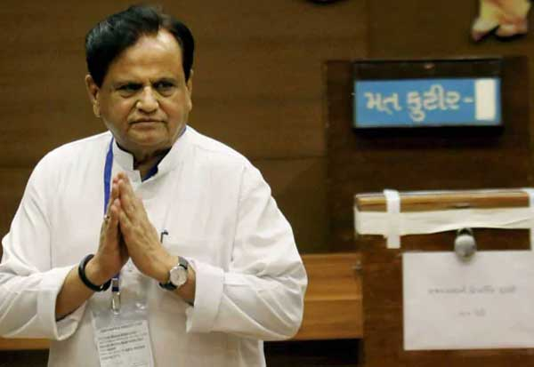 Senior Congress leader Ahmed Patel tests positive for Covid-19, goes into self-isolation