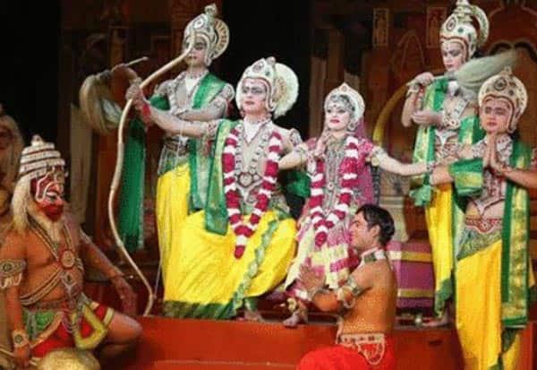 அயோத்தி ராம்லீலா வைபவம்; 14 மொழிகளில் ஒளிபரப்பு Tamil_News_large_2632788