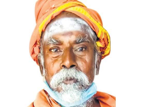 17வது முறையாக யாசகர்   ரூ.10 ஆயிரம் நிதி