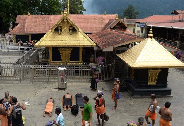 Sabarimala, TempleOpen, Kerala, Devotees, சபரிமலை, நடைதிறப்பு, பக்தர்கள்