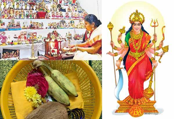 நவராத்திரி இரண்டாம் நாள்  இழந்ததைத் திரும்பத் தரும் சங்கரிதேவி!
