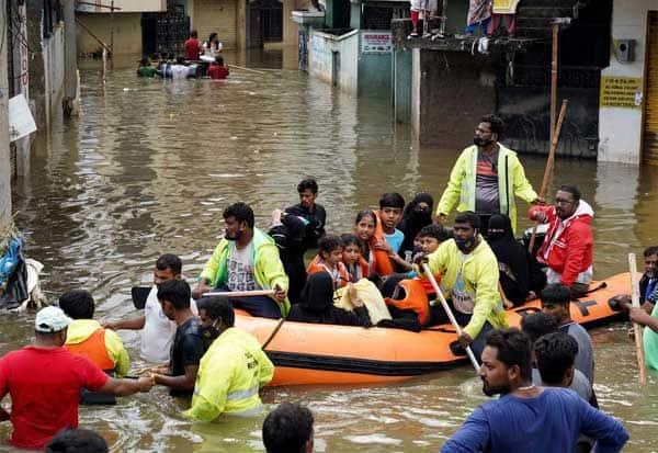 maharashtra, heavy rain, flood, 27 persons, killed, மஹா, கனமழை, வெள்ளம், 27 பேர், பலி