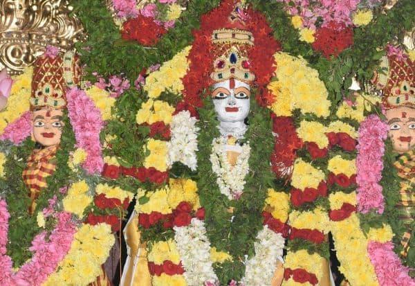 ஸ்ரீகாரணப்பெருமாள் கோவில் திருவிழா