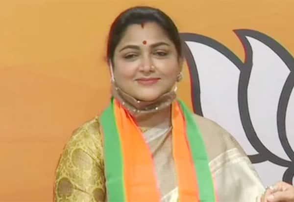 tamil nadu, bjp, kushboo, joins bjp, தமிழக பா.ஜ., குஷ்பு, இணைவு