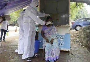 இந்தியாவில் கொரோனா பாதித்தோரில் 67.9 லட்சம் பேர் நலம்