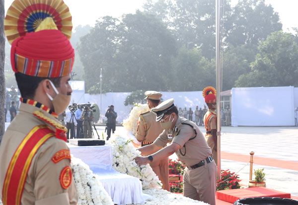PoliceCommemorationDay, Policeday, PoliceCommemorationDay2020,
