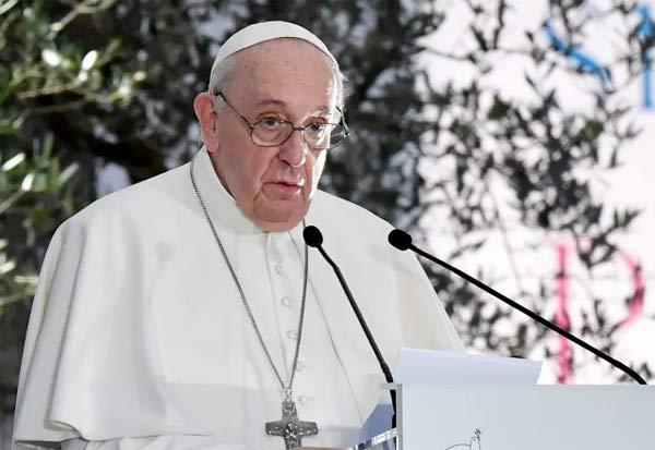 Pope Francis, Supports, Same Sex Civil Unions