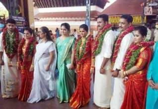 கேரளாவில் ஒரே பிரசவத்தில் பிறந்த 3 பெண்களுக்கு ஒரே ...