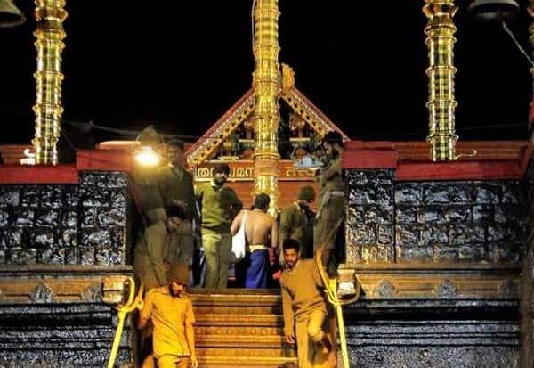 Sabarimala, Ayyappa, Sabarimal Temple