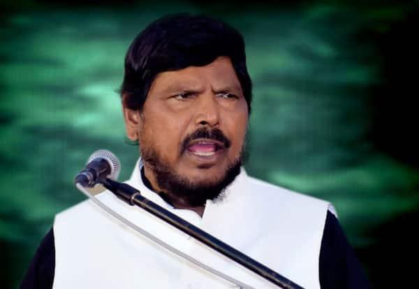 Union Minister, Ramdas Athawale, COVID-19, Positive, Mumbai, ராம்தாஸ் அத்வாலே, கொரோனா, கோவிட்-19,