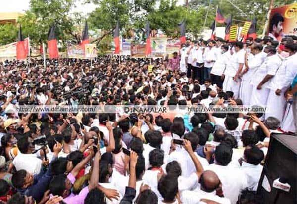 Udhayanidhi Stalin, DMK, MK Stalin, Udhayanidhi, உதயநிதி, போலீசார், வழக்கு