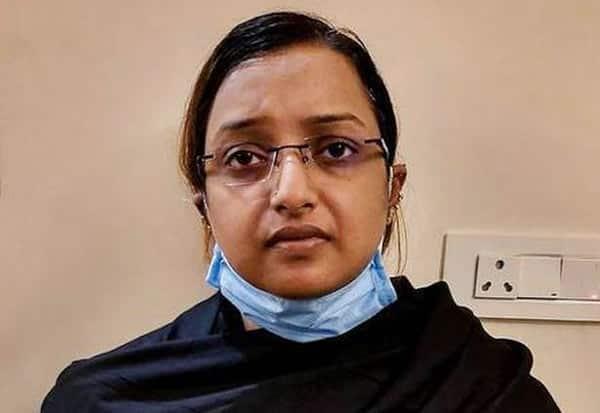 Swapna Suresh, Voice Clip, gold smuggling case