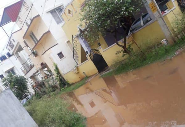 ஸ்ரீ லட்சுமி நகர் ஜனங்க 'ஹவுஸ் அரெஸ்ட்!'  மனு பல கொடுத்தும் மாநகராட்சி மனசு வைக்கலை