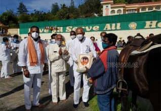 சத்ய சாய்பாபா 95வது பிறந்த நாள் விழா: உலகம் முமுவதும் ...