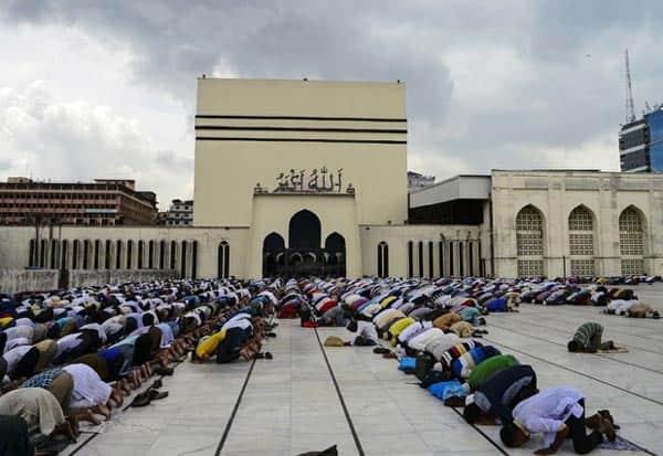 BangladeshGovt, MosqueOfficials, AntiTerrorism, Propagate, AntiMilitancy, Prayers, தொழுகை, பயங்கரவாத எதிர்ப்பு பிரசாரம், வங்கதேச அரசு