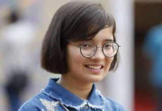 உலகின் செல்வாக்கு மிக்க 100 பெண்கள் :13 வயது உத்தரகண்ட் ...