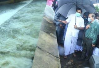 செம்பரம்பாக்கம் ஏரி; நேரில் முதல்வர் ஆய்வு - 16 ...