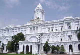 சென்னை மாநகராட்சி முகாம்களில் 1217 பேர் தங்க வைப்பு