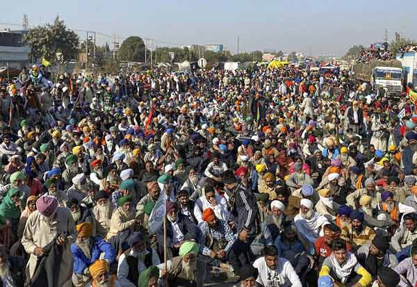 Farmers Protest, Delhi, Government, Farmers