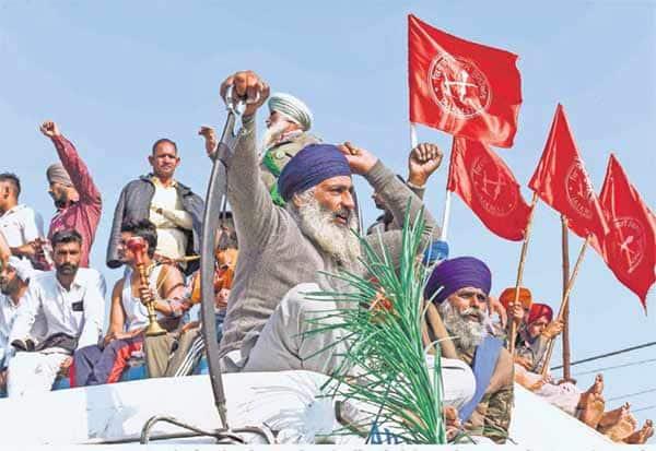 farmers_strike, Delhi, farmers