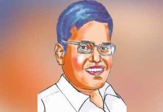 """""""வாரிசு அரசியல் பற்றி இப்படி ரத்தின சுருக்கமாக ..."""