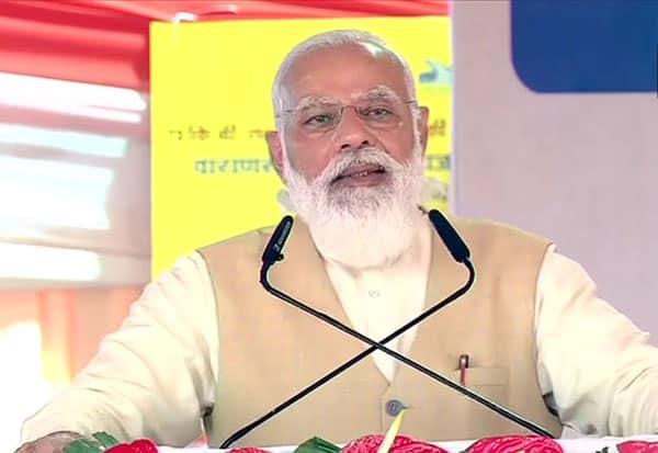 FarmLaws, PMModi, Varanasi, வேளாண் சட்டம், விவசாயிகள், நலன், பிரதமர், மோடி