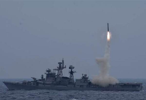 BrahMos, India, successfully_tests, BrahMos missile