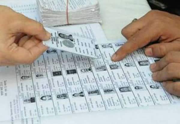 voter list, problem, electrol commission, வாக்காளர் பட்டியல், குளறுபடி, தேர்தல் கமிஷன்
