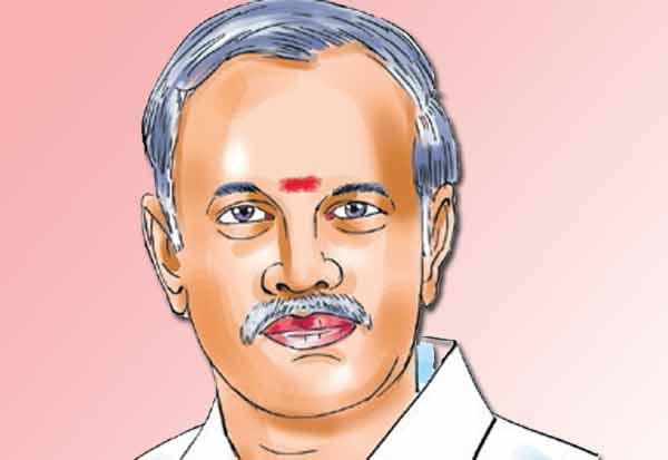 அமைச்சர், ராஜேந்திர பாலாஜி