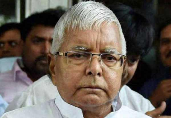 Lalu's kidney function can deteriorate any time, says doctor treating RJD chief; calls situation 'alarming'
