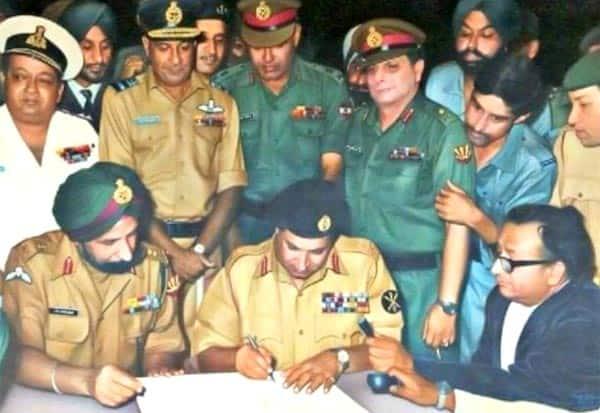 VijayDiwas, JaiHind, IndianArmy, Indian_Armed_Forces, IndiraGandhi, 93,000Pakistani, 16December,IndiraGandhi,Bangladesh, victory_Day,