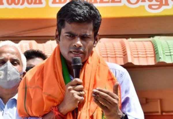 BJP, Annamalai, Farmers Protest