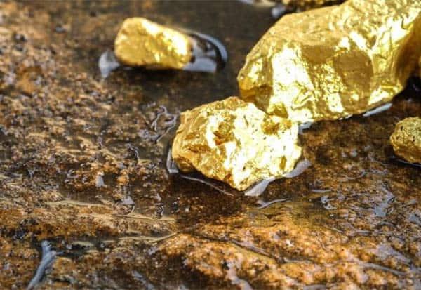 Gold, Gold Treasure, Turkey