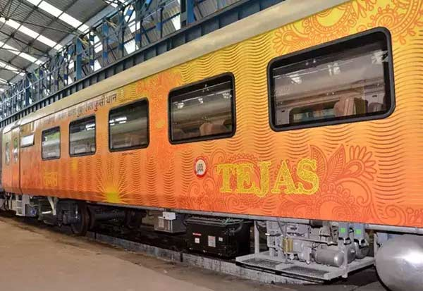chennai, madurai, tejas, train, cancel, சென்னை, மதுரை, தேஜஸ், ரயில், ரத்து