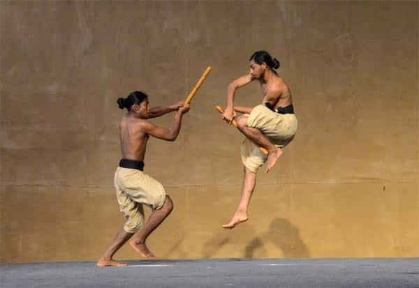 தேசிய விளையாட்டு போட்டிகளில் களரி: சத்குரு வாழ்த்து