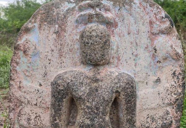 1200 ஆண்டுகளுக்கு முந்தைய மகாவீரர் சிலை கண்டெடுப்பு