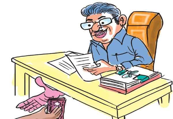 'கவர்மென்ட் ஆபீஸ்ல லஞ்சத்தை ஒழிங்கய்யா' வாசகர் தேர்தல் அறிக்கை-1