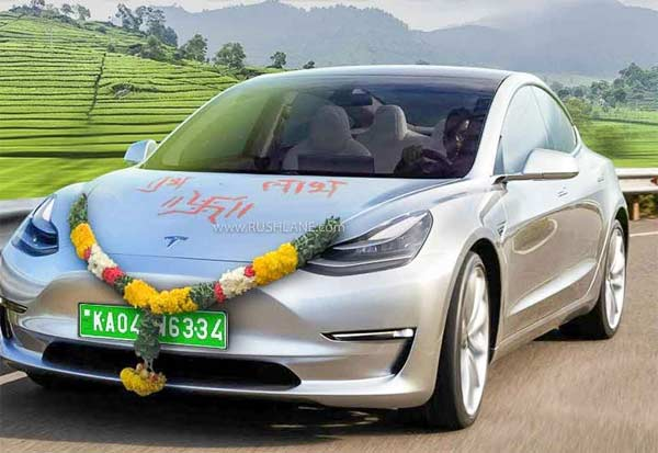 Tesla Model 3 India Launch By June 2021 - Bookings Open Next Month