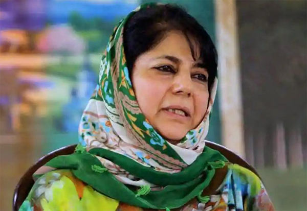Mehbooba Mufti,Rs 82 lakh, RTI, furniture, TVs, bed sheets, 6 months