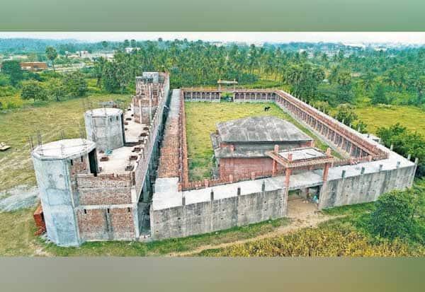 தேசபக்தி கோட்டை... ராட்சத ராட்டை! 8.5 ஏக்கர் பரப்பில் கோவையின் புதிய அடையாளம்