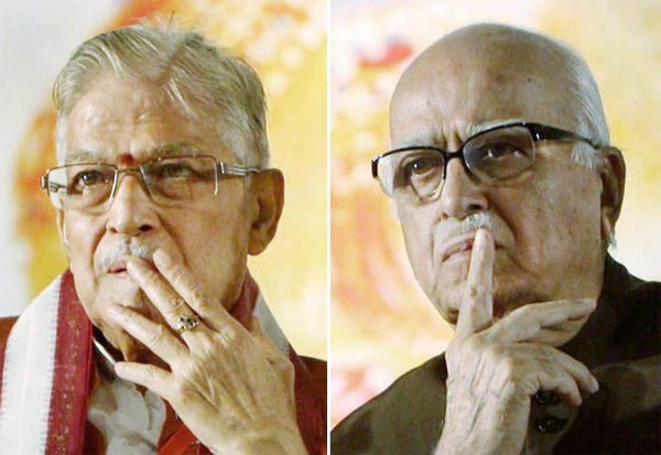 Babri Masjid, Demolition Case, Advani, appeal