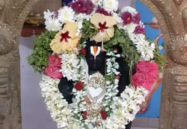 கோதண்டராமர் கோவிலில் மார்கழி மாத ஸ்ரீராம பஜனை