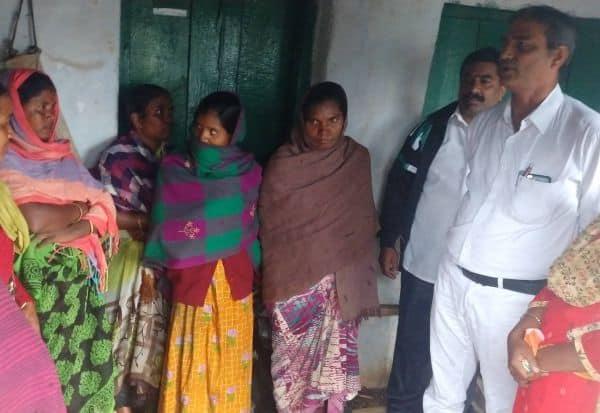 4 பேர் பலியான சம்பவம் பா.ஜ., பழங்குடி குழு ஆய்வு