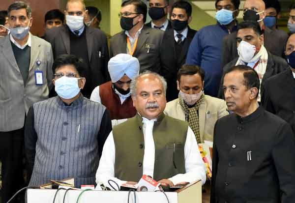 Farmers Protest, New Agri Laws, New Agri Bills