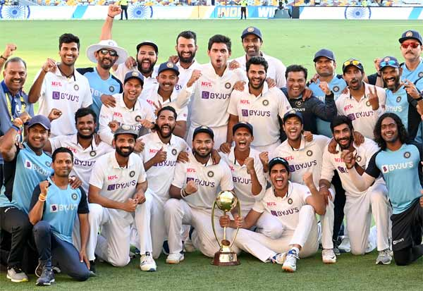 TeamIndia, AUSvIND, Test, Win, Pant, இந்தியா, ஆஸ்திரேலியா, டெஸ்ட், வெற்றி, பண்ட்