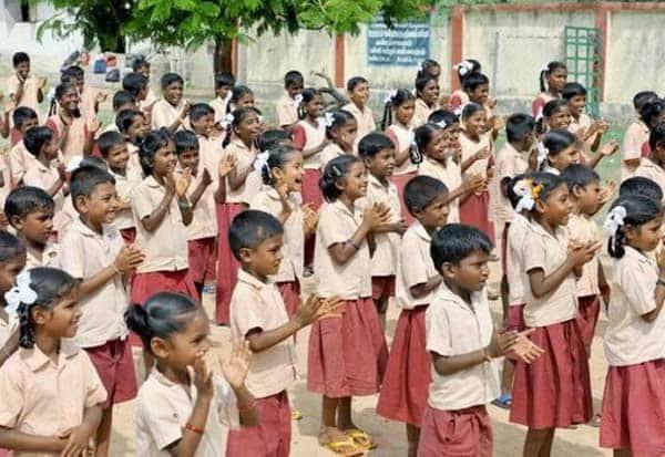 பள்ளி, மாணவர்கள், நிலை, சென்னை மாநகராட்சி