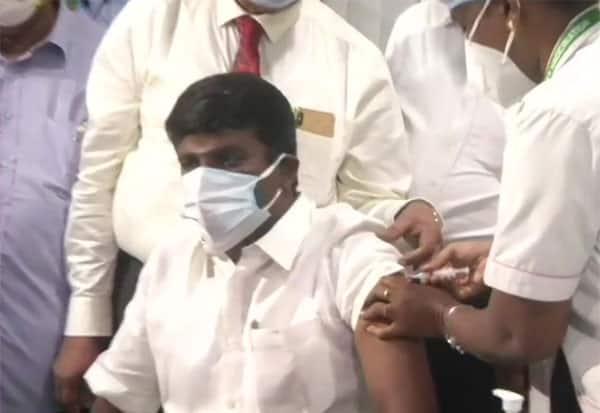 covaxin, vijayabhaskar, vaccine, கோவாக்சின், தடுப்பூசி, விஜயபாஸ்கர், சுகாதார அமைச்சர்,0