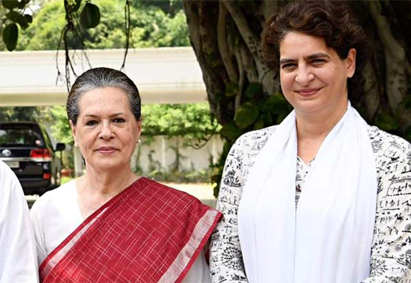 congress, calender, campaign, priyanka, sonia, காங்., காலண்டர், பிரசாரம், பிரியங்கா, சோனியா