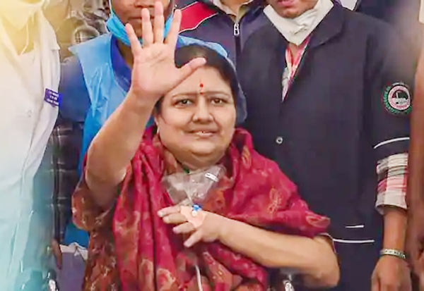 Sasikala,jail,release,சசிகலா